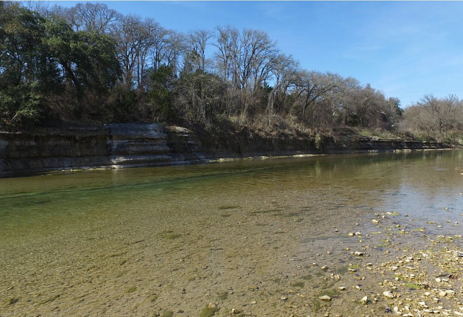 Lampasass River Property